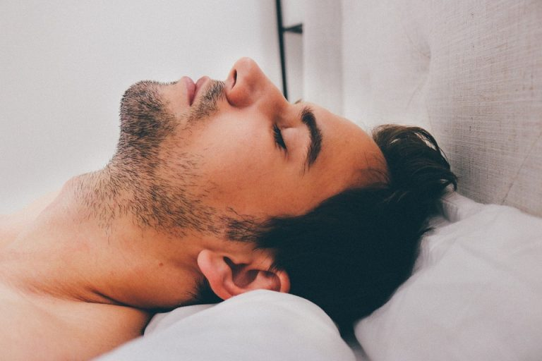 sommeil homme