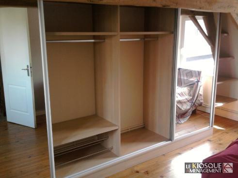armoire sur mesure gagnez de la place facilement. Black Bedroom Furniture Sets. Home Design Ideas